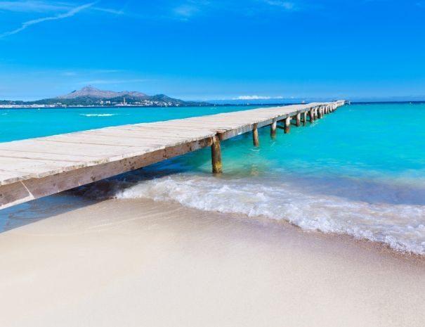Platja de Muro beach mallorca