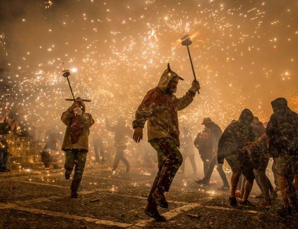 barcelona carnaval