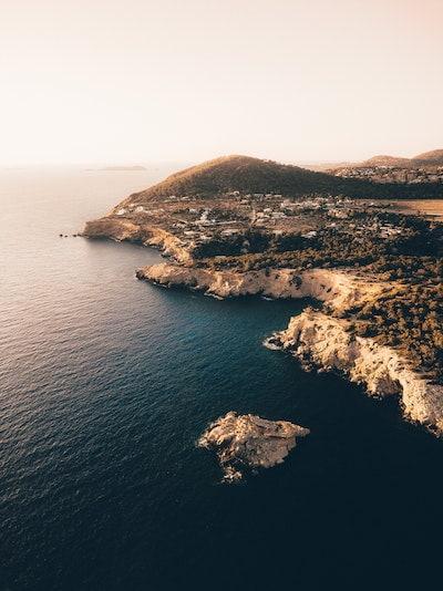 Discovery of Ibiza Island