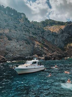 bateau majorque authentique