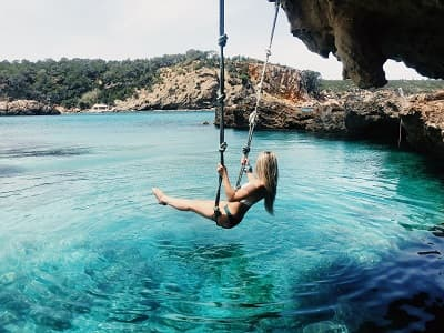 Ibiza best coves discovery