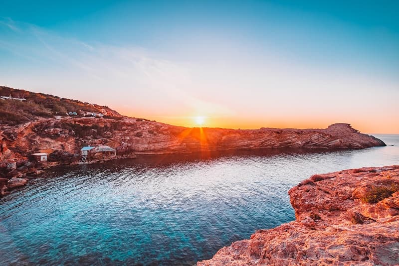Unusual discoveries in Ibiza