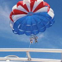 parachute ascensionnel barcelone