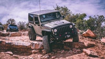 Safari Jeep Ibiza