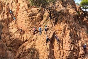 via ferrata experience catalonia