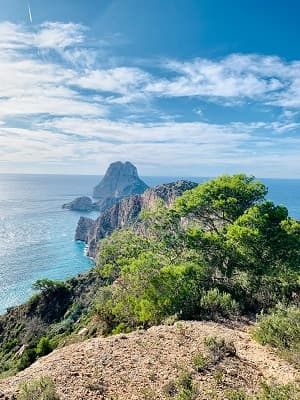 View Es Vedra Ibiza