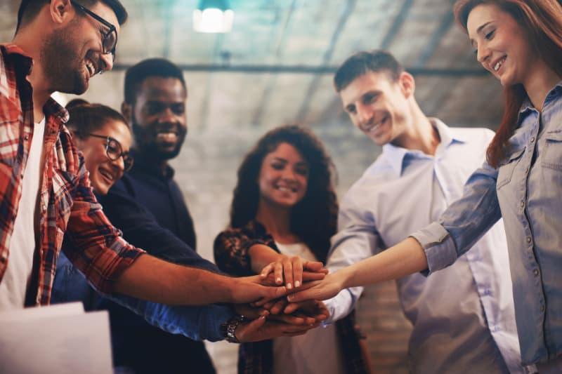 organiser un team building en equipe