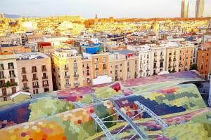 Rooftop - Edition hotel barcelona