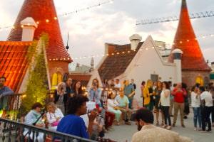 Rooftop barcelone - Casa puntxes