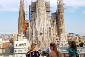 Rooftop - secret rooftop barcelona