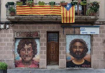 street art and graffiti barcelona
