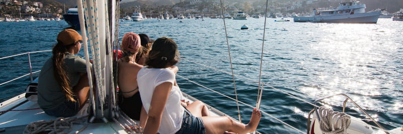 tour en catamaran barcelone