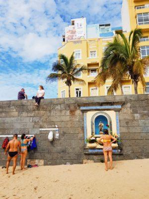 las palmas de gran canaria beach