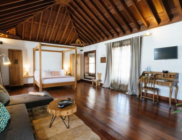 Chambre hotel palacio ico lanzarote