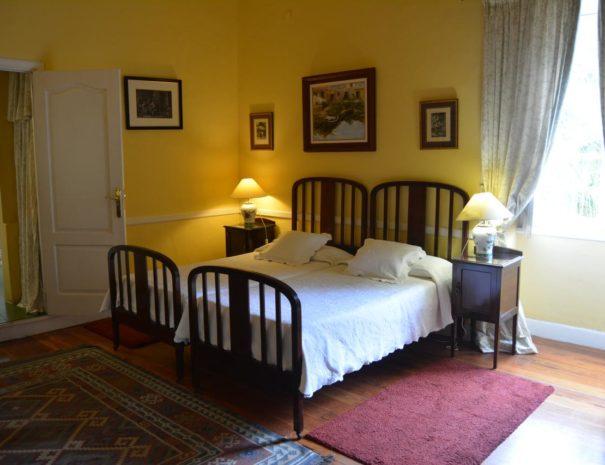 Chambre de l'hôtel Rural finca Las Longueras à Grand Canarie