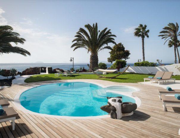 Hôtel Kamezi villa vue mer