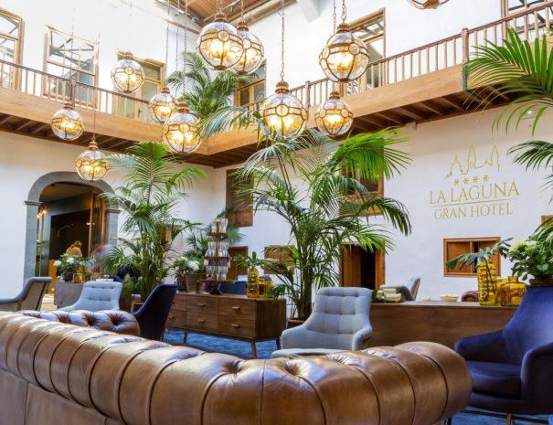 Séjour à l'hôtel La Laguna Gran Hotel