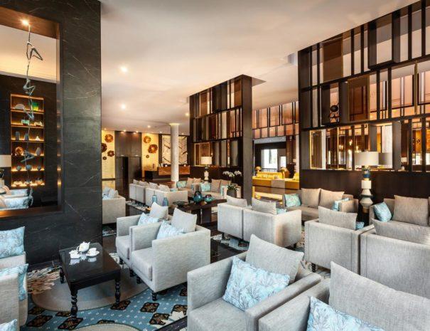 Lobby de l'Hôtel Riu Palace Oasis Grande Canarie