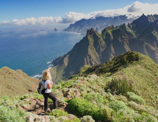 Vue Anaga Tenerife