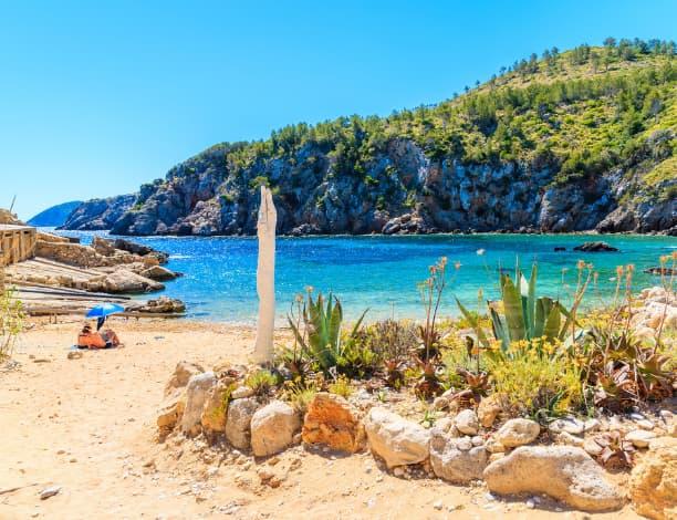 Cala d'en Serra Ibiza