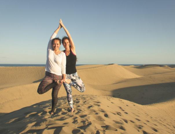 Yoga Grande Canarie