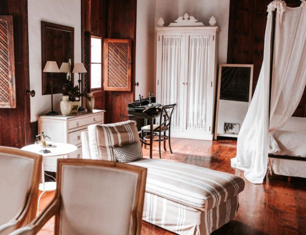 Hôtel Isla Baja Suites chambre 2