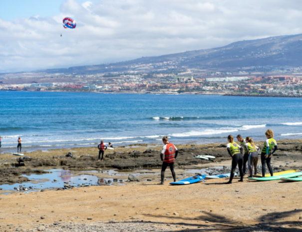 Plage de las Americas Tenerife