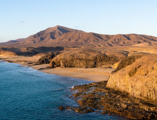 Playa del raco Lanzarote