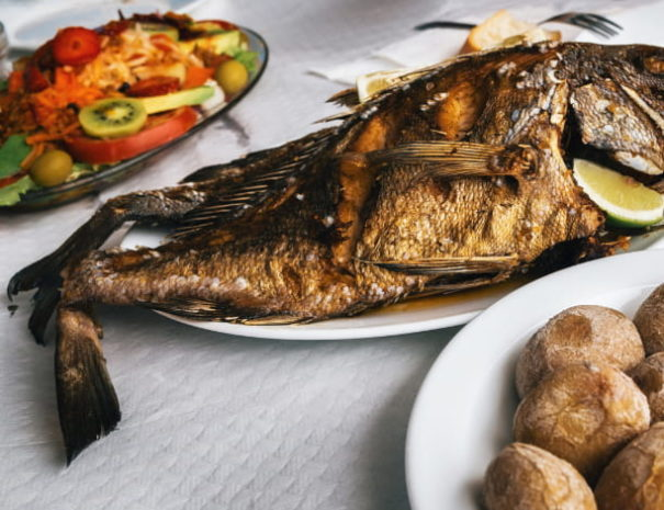 Plat poisson Tenerife