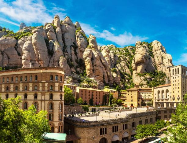 Visite Montserrat barcelone