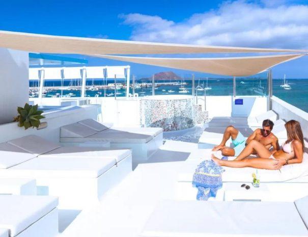 Avanti Fuerteventura - rooftop