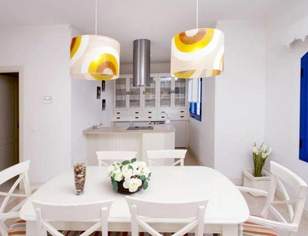 Bahiazul villa club fuerteventura - salle à manger