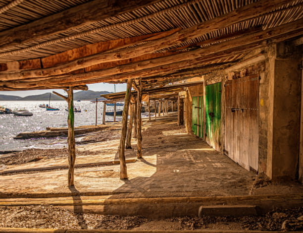 Calanque Ibiza