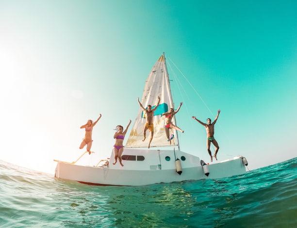 Catamaran incentive espagne