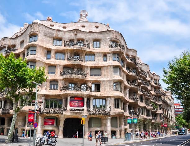 Pedrera Barcelone