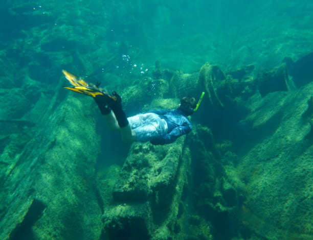 Plongée Fornells Minorque