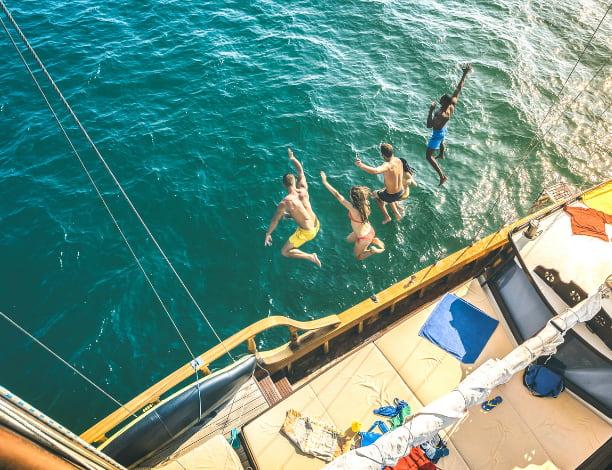 Sortie Bateau Incentive Ibiza