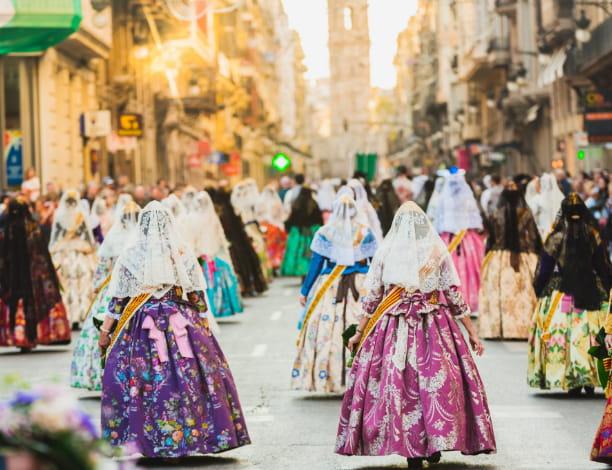 Tradition Fallas Valence