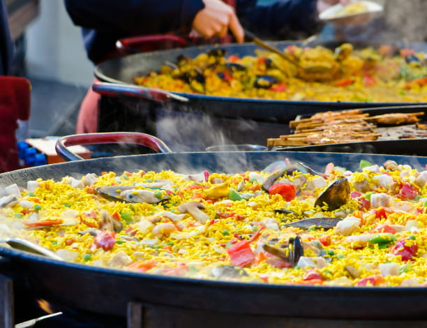 Paella Traditionnelle Valence