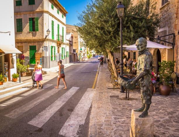 Village Majorque
