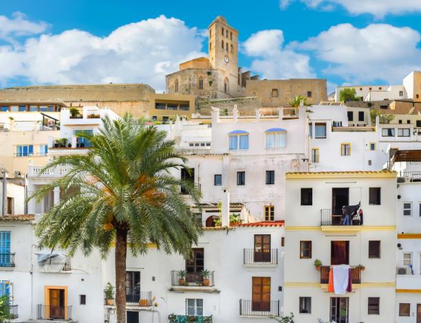 Visite Vieille Ville Ibiza