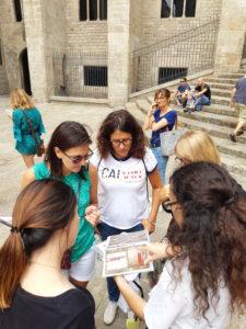 Chasse aux trésors à Barcelone lors d'un voyage d'entreprise