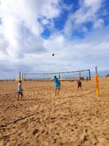 Beachvolley à Fuerteventura