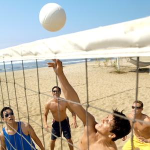 Voleibol de playa en Fuerteventura