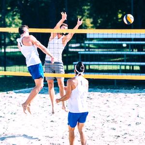 Beach Volley in Lanzarote