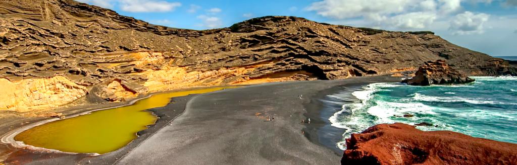 EL Golfo in Lanzarote