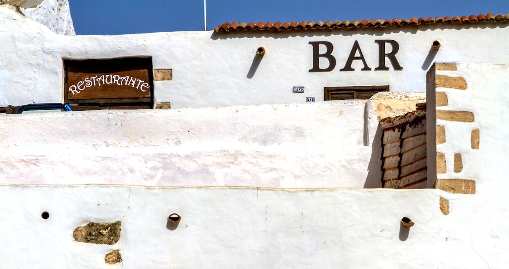 Bar in Fuerteventura