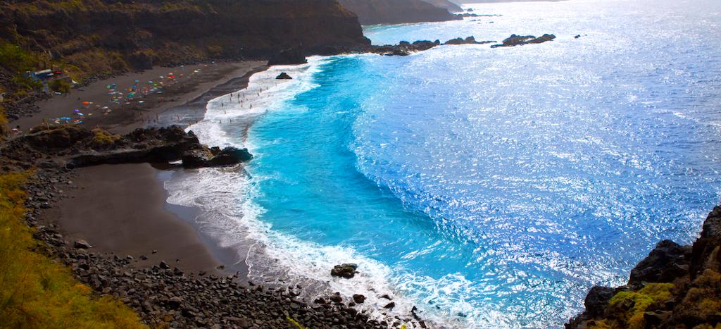 Playa de arena negra, Gran Canaria