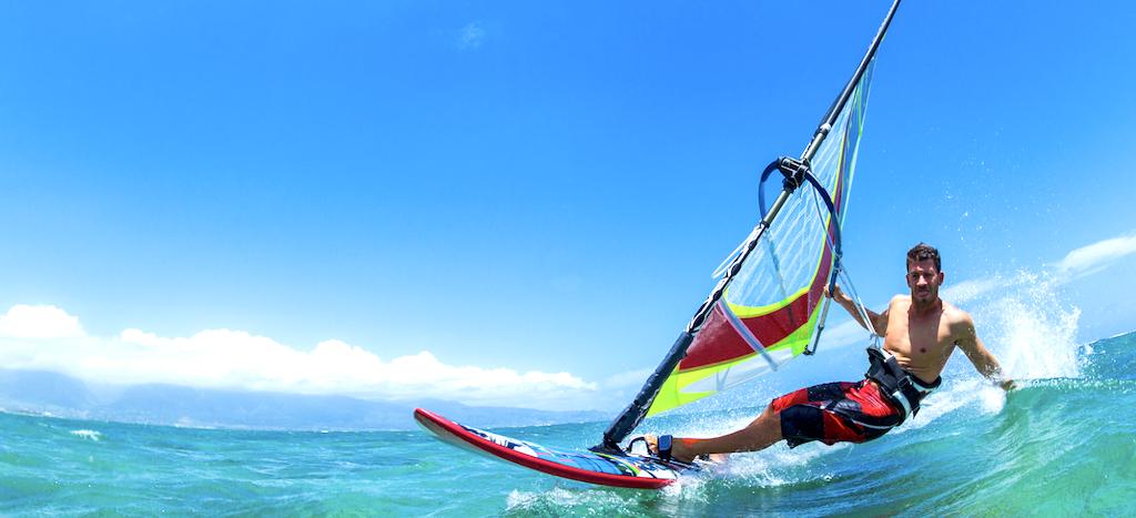 Windsurfing, Gran Canaria