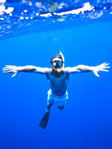 Snorkeling à Barcelone